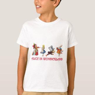 Alice u. Freunde im Märchenland T-Shirt