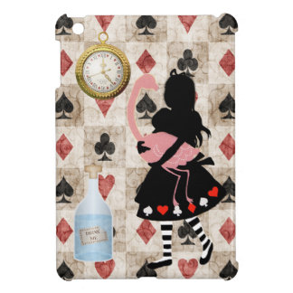 Alice- u. rosa Flamingo iPadminifall iPad Mini Hülle