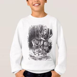 Alice und das Kitz Sweatshirt