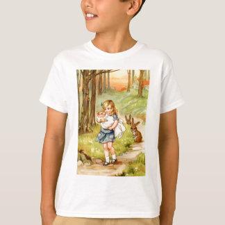 ALICE UND DAS SCHWEIN-BABY T-Shirt