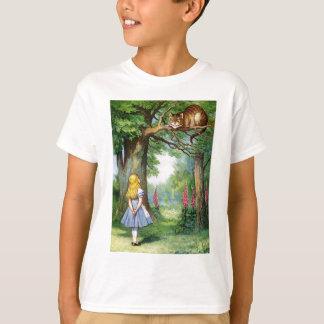 ALICE UND DER CHESHIRECAT T-Shirt
