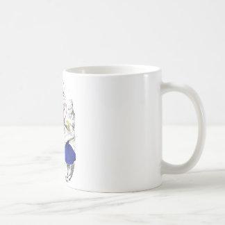 Alice und die Raupe Kaffeetasse