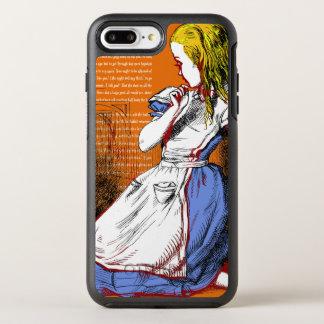 Alices Abenteuer im Märchenland OtterBox Symmetry iPhone 8 Plus/7 Plus Hülle