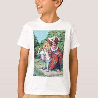 Alices Abenteuer im Märchenland T-Shirt