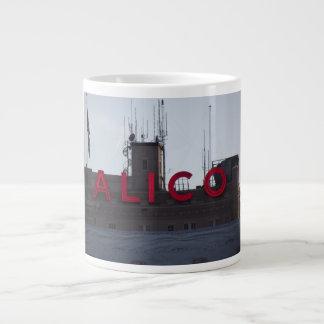 Alico Gebäude in Waco, Texas Jumbo-Mug