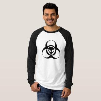 Alien-Biogefährdung T-Shirt