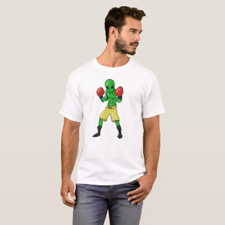 Alien-Boxer T-Shirt