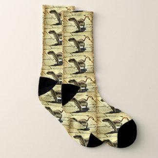 Alien-Grundeichhörnchen-Unisexsocken Socken