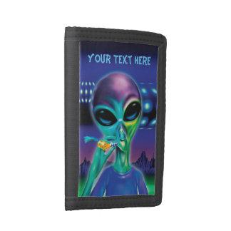 """Alien """"nehmen mich Ihrem Party"""" Geldbörse"""