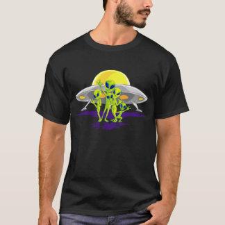 Alien-Schnappschuß T-Shirt