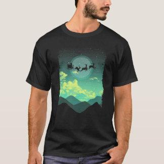 Alien-Weihnachten T-Shirt