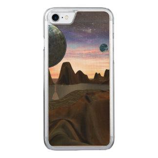 Alien-Welt Carved iPhone 8/7 Hülle