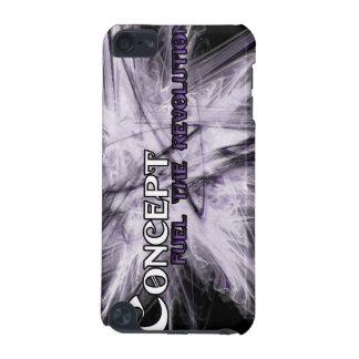Alimentez le cas de contact d'iPod de révolution Coque iPod Touch 5G