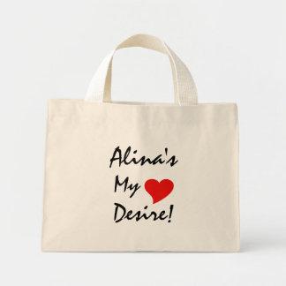 Alinas der Wunsch meines Herzens Taschen