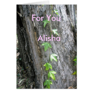 Alisha Karte