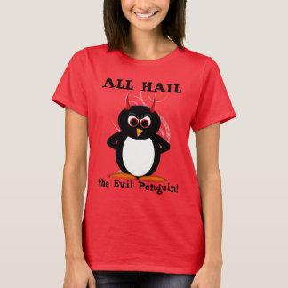 Alle hageln das schlechte Penguin™ Shirt
