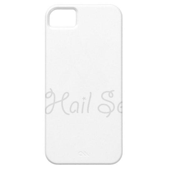 Alle hageln Seitan - lustigen unglaublich witzig iPhone 5 Schutzhüllen