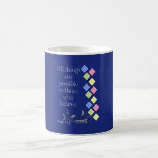 Alle Sachen möglich -- Kaffee-Tasse Tasse
