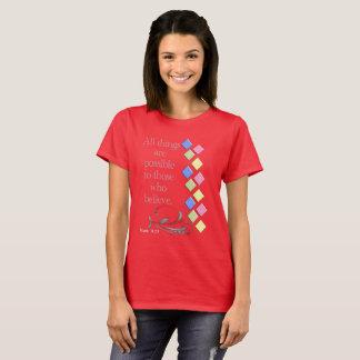 Alle Sachen möglich --- T - Shirt