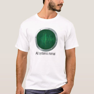 ALLE SYSTEME NORMAL T-Shirt