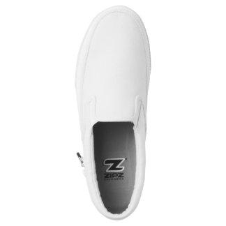 Alle weißen Turnschuhe (Beleg an) Slip-On Sneaker