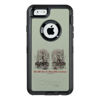 Alle wir leben ein Mirrorlike Bestehen-Märchenland OtterBox iPhone 6/6s Hülle