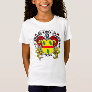 Allen-Familienwappen T-Shirt