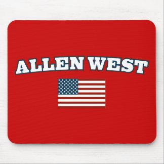 Allen West für Amerika Mousepad