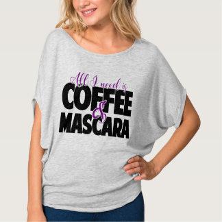 Aller, den ich benötige, ist Kaffee u. T-Shirt