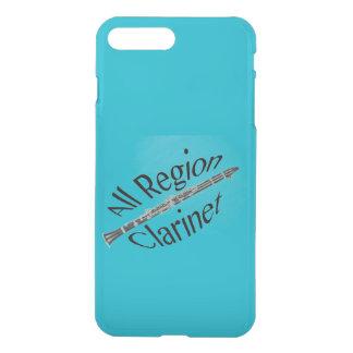 Aller REGIONS-Clarinet-Spieler Iphone IRGENDEINE iPhone 8 Plus/7 Plus Hülle