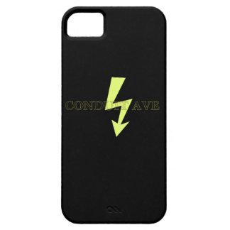 """""""Aller schwarze"""" Rohr-Allee-Telefon-Kasten iPhone 5 Hüllen"""