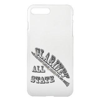 ALLER STAATS-CLARINET-SPIELER SMARTPHONE iPhone 8 PLUS/7 PLUS HÜLLE