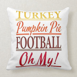 Alles die Türkei-Tag Kissen
