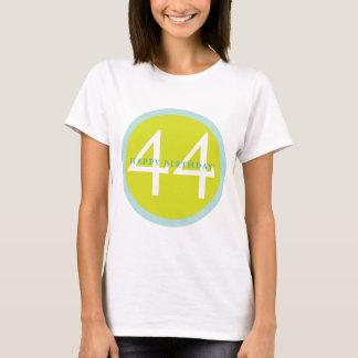 Alles Gute zum Geburtstag, 44! T-Shirt