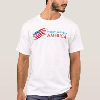 Alles Gute zum Geburtstag Amerika T-Shirt