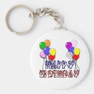 Alles Gute zum Geburtstag - Geburtstag Keychain Schlüsselanhänger