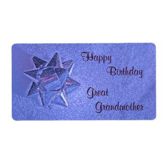Alles Gute zum Geburtstag groß - Großmutter