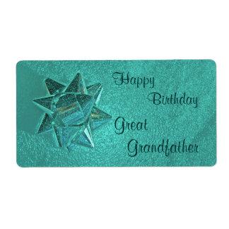Alles Gute zum Geburtstag groß - großväterlicher