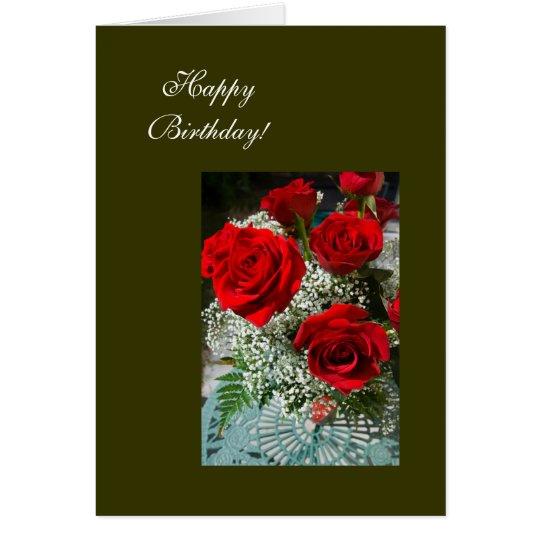 Alles Gute zum Geburtstag! Grußkarte