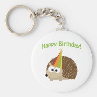 Alles Gute zum Geburtstag! Igel Schlüsselanhänger