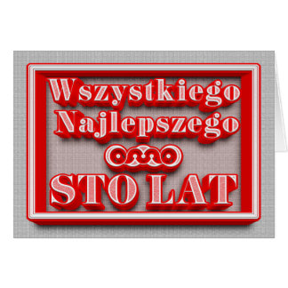 Alles Gute Zum Geburtstag Polnisch Lied Beliebte Geschenke Fur