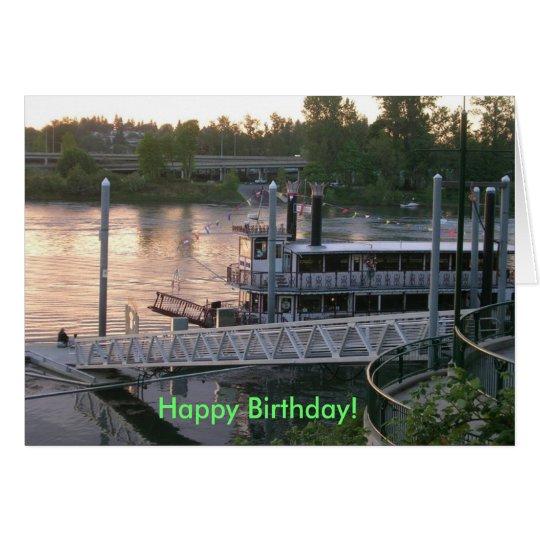 Alles Gute zum Geburtstag! Karte