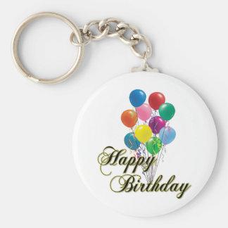 Alles Gute zum Geburtstag Keychain- D4 Schlüsselanhänger
