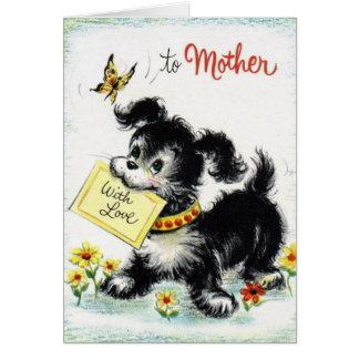 Alles Gute zum Geburtstag - Mutter Grußkarte