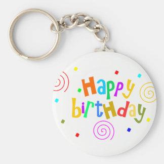 alles Gute zum Geburtstag Schlüsselanhänger