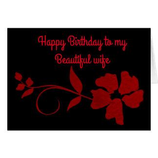Alles Gute zum Geburtstag zu meiner schönen Grußkarte