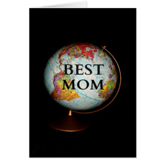 Alles Gute zum Geburtstag zur besten Mamma auf Karte