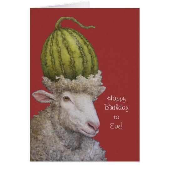 Alles Gute zum Geburtstag zur Mutterschafkarte Grußkarte