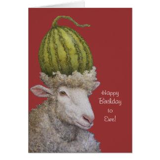 Alles Gute zum Geburtstag zur Mutterschafkarte Karte