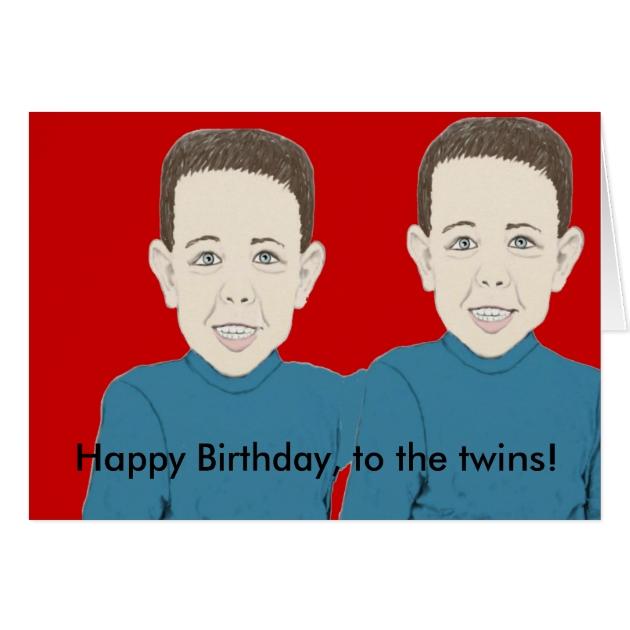 Alles Gute Zum Geburtstag Zwillinge, Gl252ckw252nsche ...